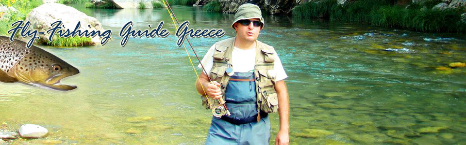 Fly-Fishing Fuide Greece